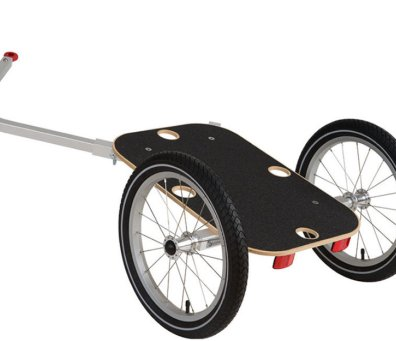 Carry Freedom - Y-Frame small - Cooperative Fahrrad