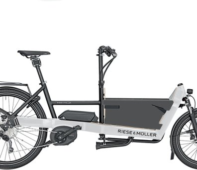 Riese & Müller - Packster 40 touring - Cooperative Fahrrad